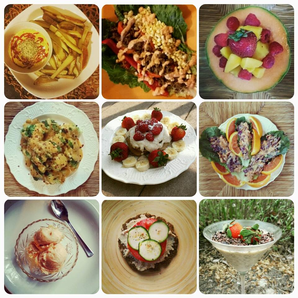 photos of food